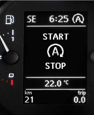 Sistema Stop & Start de SEAT