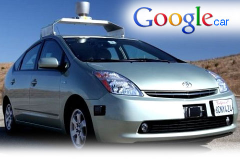 Toyota Driveless de Google