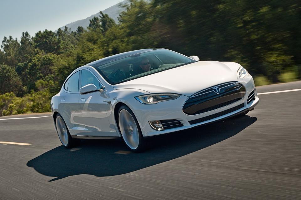 Tesla S. Fuente: Tesla.