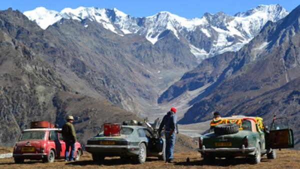 Top Gear. Especial India