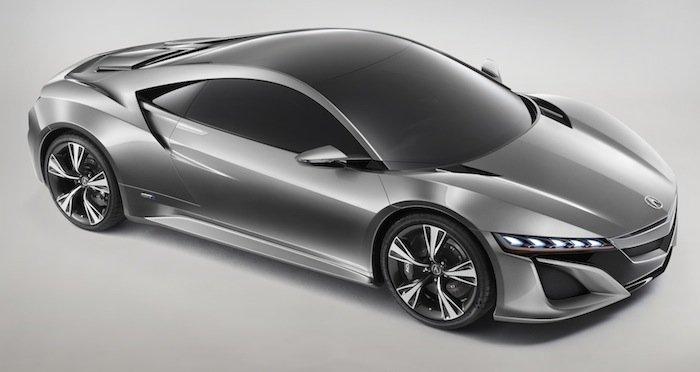 Honda/Acura NSX Concept