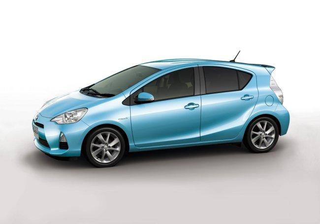 Toyota Aqua/ Prius C